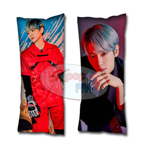 [SUPER M] 'We Go 100' Baekhyun Body Pillow Style 2
