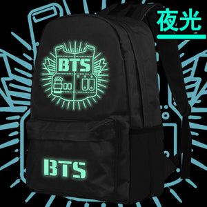 [BTS] BTS SCHOOL BAG