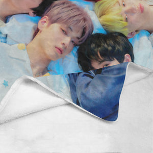 [TXT] The Dream Chapter Eternity (DAY version) Fleece Blanket - Kpop FTW