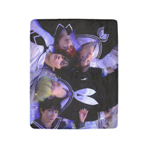 [TXT] The Dream Chapter Eternity (Night) Fleece Blanket - Kpop FTW