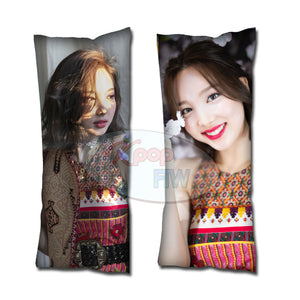 [TWICE] More & More Nayeon Body Pillow Style 2 - Kpop FTW