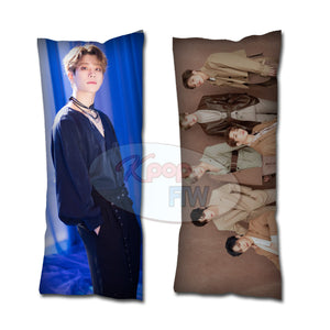 [ASTRO] BLUE FLAME MJ Body Pillow - Kpop FTW