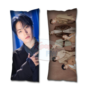[ASTRO] BLUE FLAME Rocky Body Pillow - Kpop FTW