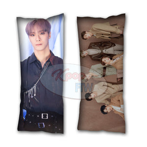 [ASTRO] BLUE FLAME Moonbin Body Pillow - Kpop FTW