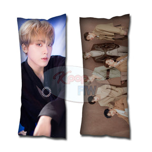 [ASTRO] BLUE FLAME Sanha Body Pillow - Kpop FTW