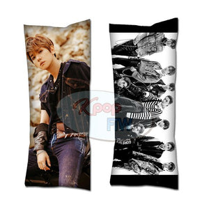 [EXO] TEMPO 'Don't Mess Up My Tempo' Baekhyun Body Pillow - Kpop FTW