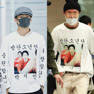 "[BTS] Jimin ""I am Army"" Shirt - The Ultimate Army Shirt"