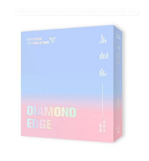 [SEVENTEEN] 1ST WORLD TOUR DIAMOND EDGE IN SEOUL DVD Album