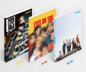 [GOT7] 8TH MINI ALBUM - EYES ON YOU