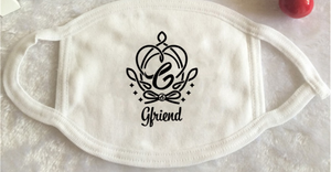 [GFRIEND] FACE MOUTH MASK - Kpop FTW