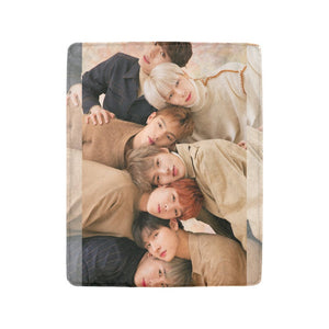 Monsta X We Are Here Blanket