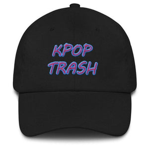 "BTS ""Kpop Trash"" DNA / Tear/ Love Yourself Hat - Kpop FTW"