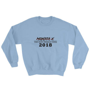 KPOP Monsta X - World Tour 2018 Sweater - Kpop FTW