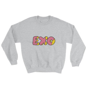EXO 90s RETRO Style Donut Crew Exo-L Gift For Kpop Fans Christmas Gift