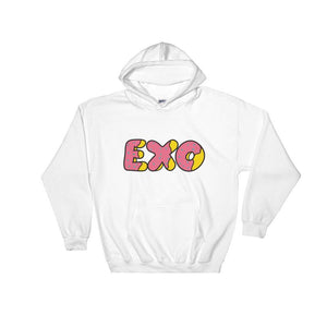EXO RETRO Donut Style Hoodie/ kpop merch/ bts/ christmas gift - Kpop FTW