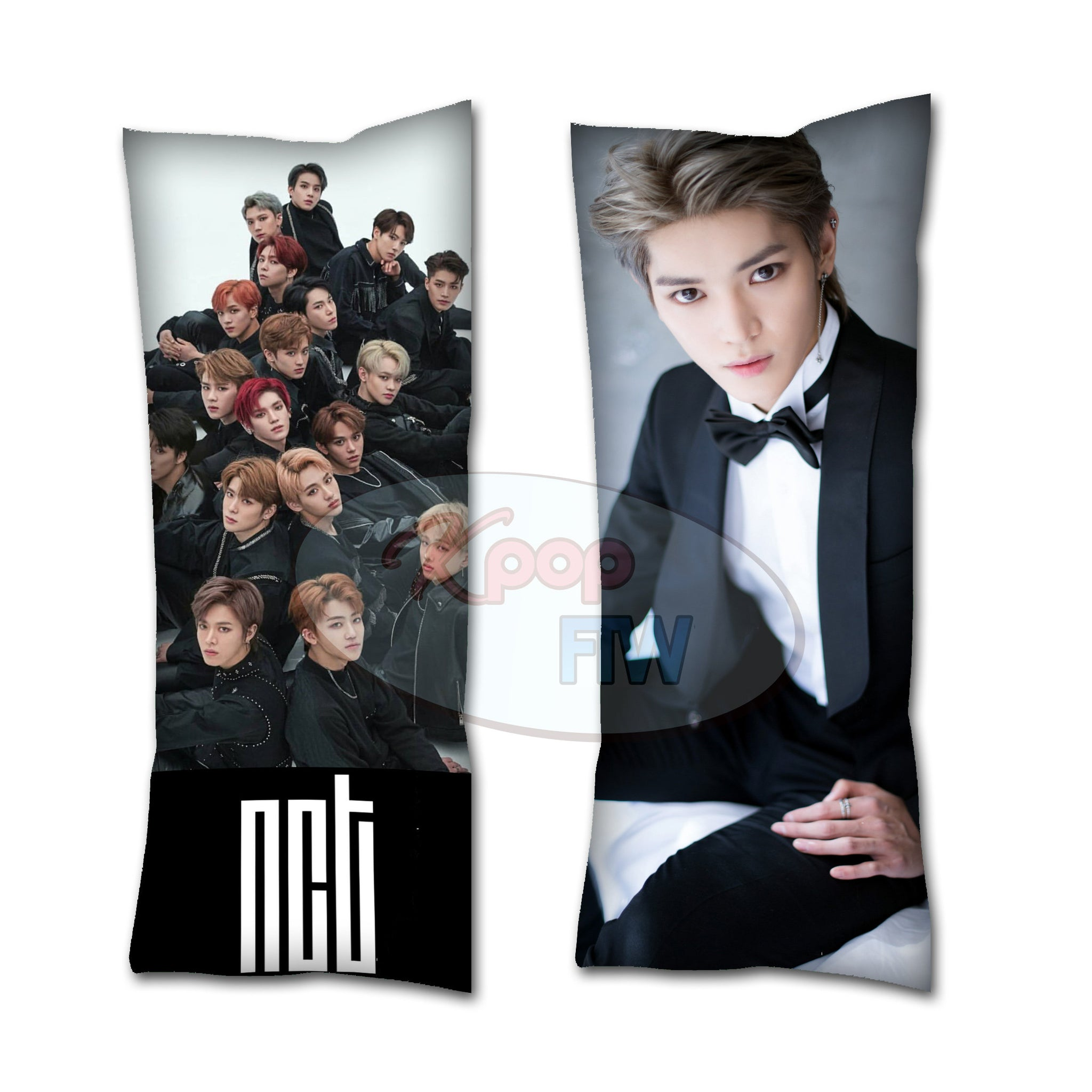 NCT 127 Taeyong Body Pillow - Kpop FTW