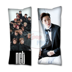 nct johnny body pillow kpop