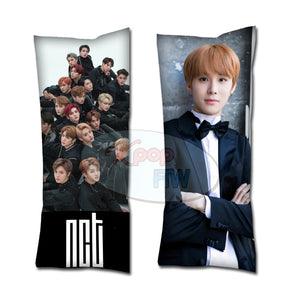 jungwoo nct body pillow kpop