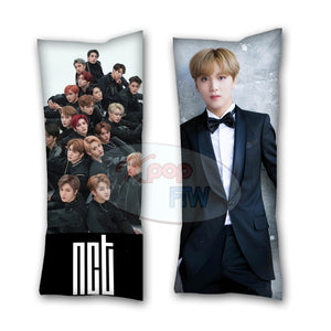 hae chan nct kpop body pillow