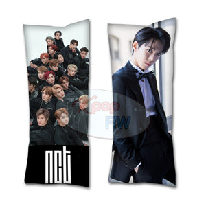 nct doyoung kpop body pillow