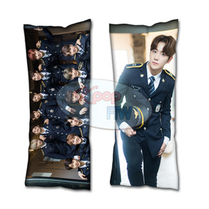 THE BOYZ  Hyunjae Body Pillow Style 2