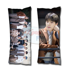 [SEVENTEEN] 'You Made My Dawn' Dino Body pillow - Kpop FTW