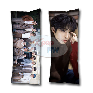 [SEVENTEEN] 'You Made My Dawn' Wonwoo Body pillow - Kpop FTW