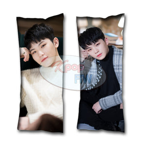 [SEVENTEEN] 'You Made My Dawn' Woozi Body pillow Style 2 - Kpop FTW