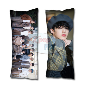 [SEVENTEEN] 'You Made My Dawn' SCoups Body pillow - Kpop FTW