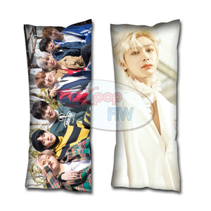 [MONSTA X] WE ARE HERE Hyungwon Body Pillow - Kpop FTW