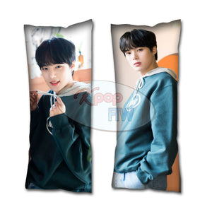 [MONSTA X] WE ARE HERE Minhyuk Body Pillow Style 2 - Kpop FTW