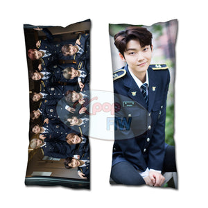 THE BOYZ  Kevin Body Pillow / The Boyz 'Right Here' Kpop Pillow / Valentines Gift