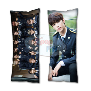 sunwoo the boyz kpop body pillow