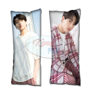 [BTS] White Day Jungkook Body Pillow Style 2 - Kpop FTW