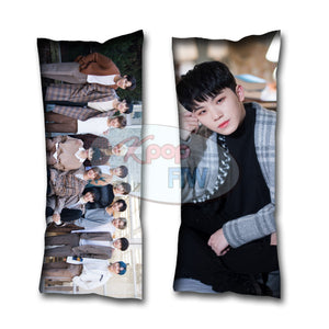 [SEVENTEEN] 'You Made My Dawn' Woozi Body pillow - Kpop FTW