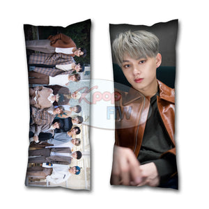 [SEVENTEEN] 'You Made My Dawn' Jun Body pillow - Kpop FTW