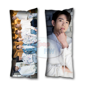 [GOT7] PRESENT: YOU AND ME Jinyoung Body Pillow - Kpop FTW