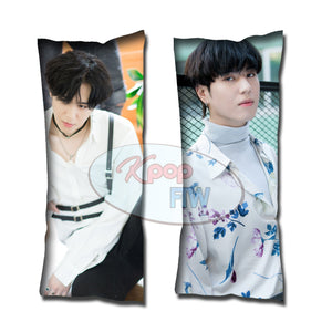 [GOT7] PRESENT: YOU AND ME Yugyeom Body Pillow Style 2 - Kpop FTW