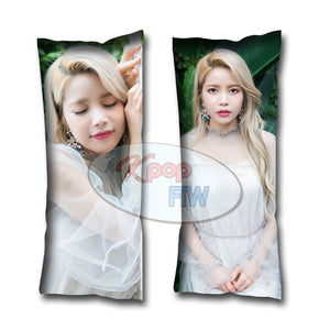 [MAMAMOO] RED MOON Solar Body Pillow Style 2 - Kpop FTW