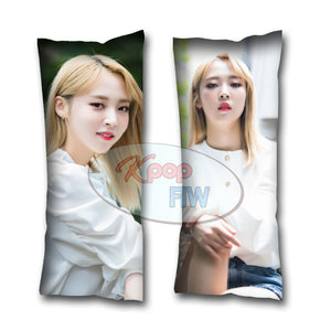 [MAMAMOO] RED MOON Moonbyul Body Pillow Style 2 - Kpop FTW