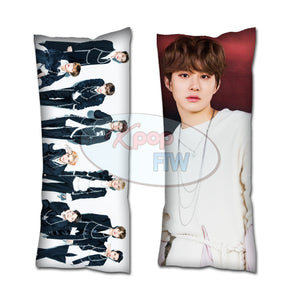 [NCT 127] Wakey-Wakey Jungwoo Body Pillow - Kpop FTW