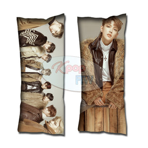 Kpop Ateez Zero To One HongJoong Body Pillow // Kpop Body Pillow // Atiny - Kpop FTW
