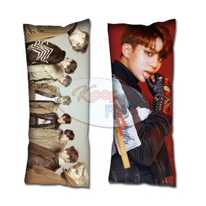 Kpop Ateez Zero To One Jongho Body Pillow // Kpop Body Pillow // Atiny - Kpop FTW