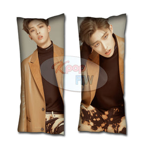 [ATEEZ] Zero To One Mingi Body Pillow Style 2 - Kpop FTW