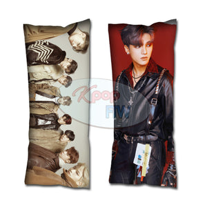 Kpop Ateez Zero To One Wooyoung Body Pillow - Kpop FTW