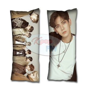 Kpop Ateez Zero To One Yeosang Body Pillow // Kpop Body Pillow // Atiny - Kpop FTW