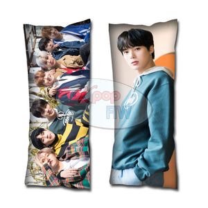 [MONSTA X] WE ARE HERE Minhyuk Body Pillow - Kpop FTW