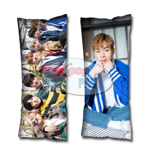 [MONSTA X] WE ARE HERE Shownu Body Pillow - Kpop FTW