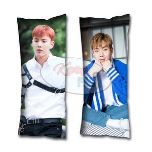 [MONSTA X] WE ARE HERE Shownu Body Pillow Style 2 - Kpop FTW