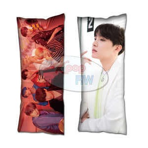 [BTS] Boy With Luv Jhope Body Pillow - Kpop FTW